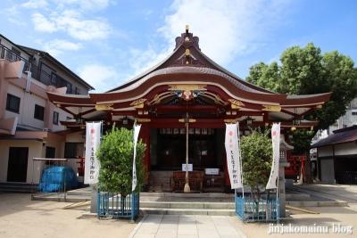 生根神社(大阪市西成区玉出西)6