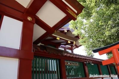 生根神社(大阪市西成区玉出西)8