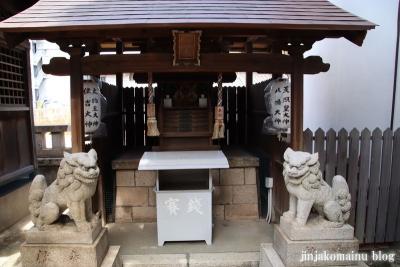 生根神社(大阪市西成区玉出西)14