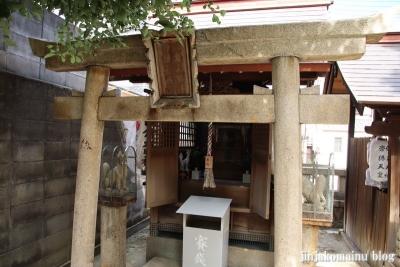 生根神社(大阪市西成区玉出西)17
