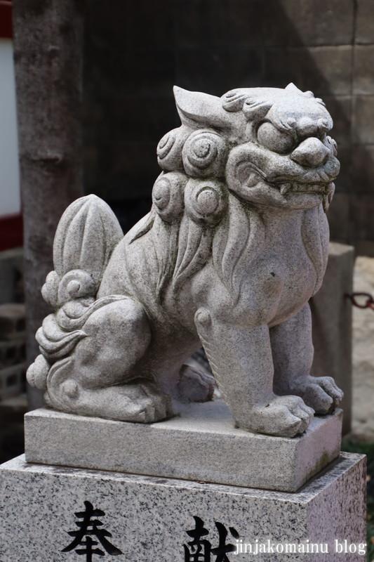 生根神社(大阪市西成区玉出西)12