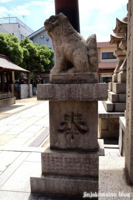 生根神社(大阪市西成区玉出西)18
