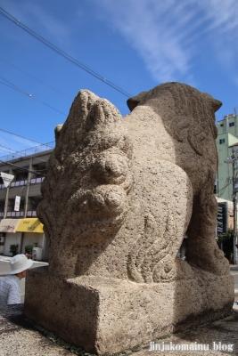 生根神社(大阪市西成区玉出西)21