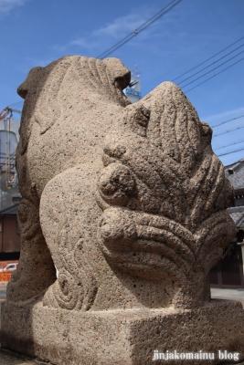 生根神社(大阪市西成区玉出西)25