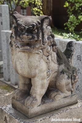天神森天満宮(大阪市西成区岸里東)6