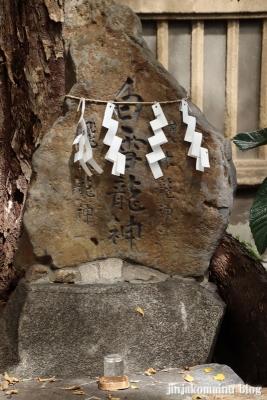 天神森天満宮(大阪市西成区岸里東)30