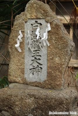 天神森天満宮(大阪市西成区岸里東)31