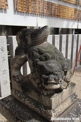 天神森天満宮(大阪市西成区岸里東)14