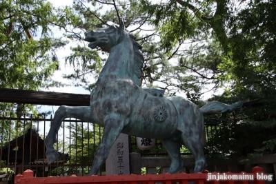阿部野神社(大阪市阿倍野区北畠)5
