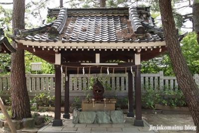 阿部野神社(大阪市阿倍野区北畠)9