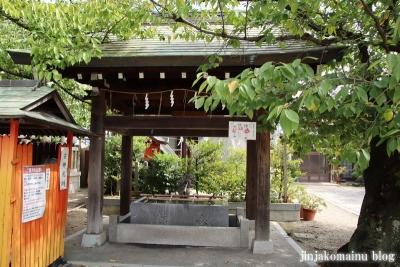 阿部野神社(大阪市阿倍野区北畠)16
