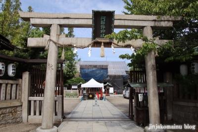 阿部野神社(大阪市阿倍野区北畠)19