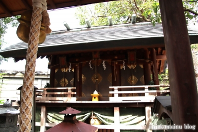 阿部野神社(大阪市阿倍野区北畠)23