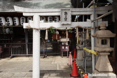 阿部野神社(大阪市阿倍野区北畠)25