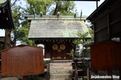阿部野神社(大阪市阿倍野区北畠)26