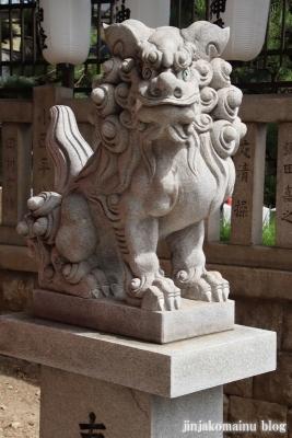 阿部野神社(大阪市阿倍野区北畠)12