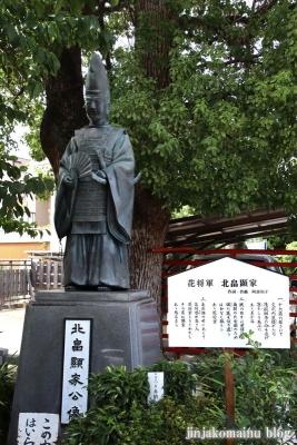 阿部野神社(大阪市阿倍野区北畠)15