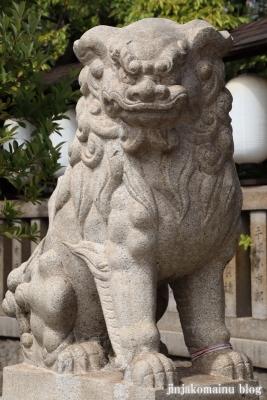 阿部野神社(大阪市阿倍野区北畠)18