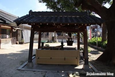 高砂神社(大阪市住之江区北島)5