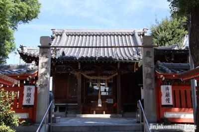 高砂神社(大阪市住之江区北島)6