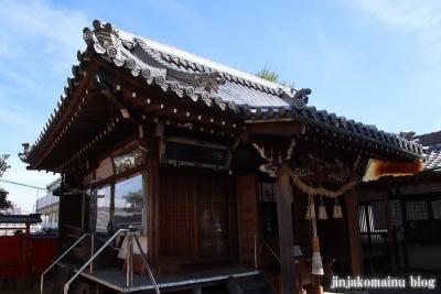 高砂神社(大阪市住之江区北島)8