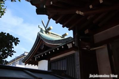高砂神社(大阪市住之江区北島)9