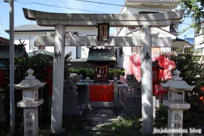 高砂神社(大阪市住之江区北島)18