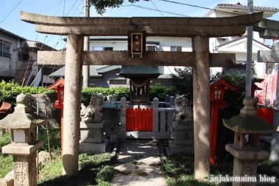 高砂神社(大阪市住之江区北島)22