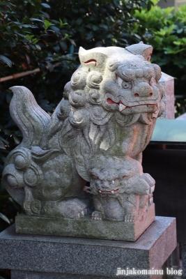 高砂神社(大阪市住之江区北島)20
