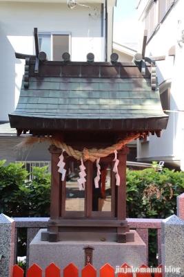 高砂神社(大阪市住之江区北島)21