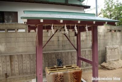 阿倍王子神社(大阪市阿倍野区阿倍野元町)8