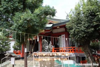阿倍王子神社(大阪市阿倍野区阿倍野元町)12