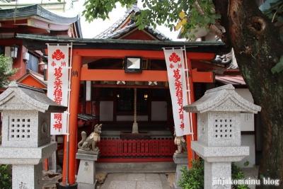 阿倍王子神社(大阪市阿倍野区阿倍野元町)13