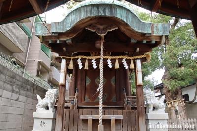 阿倍王子神社(大阪市阿倍野区阿倍野元町)19