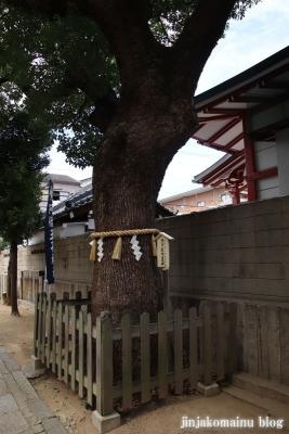 阿倍王子神社(大阪市阿倍野区阿倍野元町)9