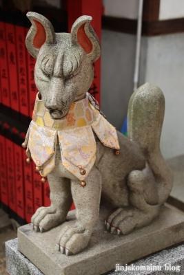 阿倍王子神社(大阪市阿倍野区阿倍野元町)14