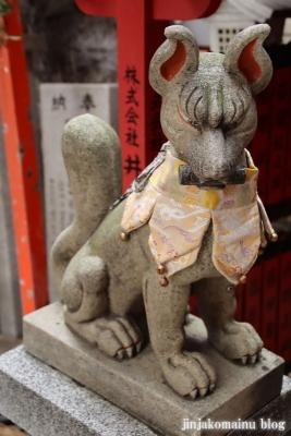 阿倍王子神社(大阪市阿倍野区阿倍野元町)15