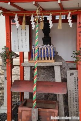 阿倍王子神社(大阪市阿倍野区阿倍野元町)17