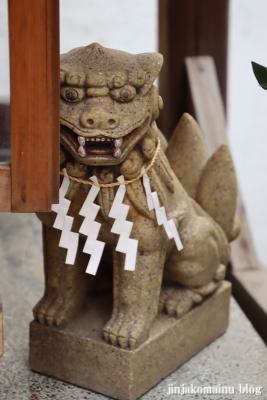 阿倍王子神社(大阪市阿倍野区阿倍野元町)23