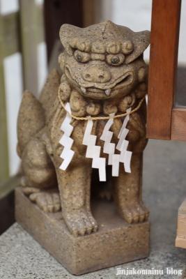 阿倍王子神社(大阪市阿倍野区阿倍野元町)24