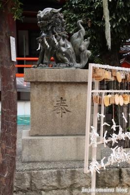 阿倍王子神社(大阪市阿倍野区阿倍野元町)25