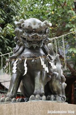 阿倍王子神社(大阪市阿倍野区阿倍野元町)26