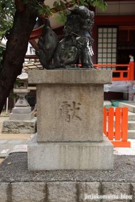 阿倍王子神社(大阪市阿倍野区阿倍野元町)29