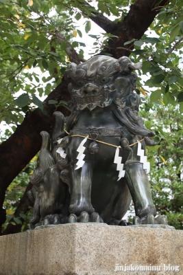 阿倍王子神社(大阪市阿倍野区阿倍野元町)30