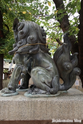 阿倍王子神社(大阪市阿倍野区阿倍野元町)31