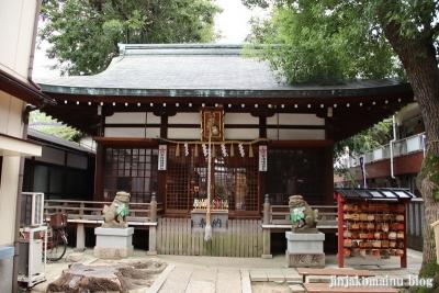 安倍晴明神社  大阪市阿倍野区阿倍野元町11
