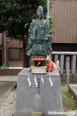 安倍晴明神社  大阪市阿倍野区阿倍野元町17