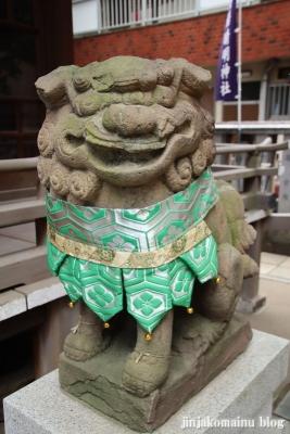 安倍晴明神社  大阪市阿倍野区阿倍野元町20