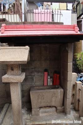 玉菊稲荷神社(大阪市阿倍野区阪南町)3