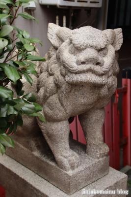 玉菊稲荷神社(大阪市阿倍野区阪南町)6